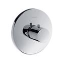 Смеситель для ванны с термостатом Hansgrohe Ecostat Highflow 15715000
