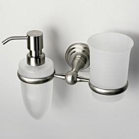 Держатель стакана и дозатора Wasser Kraft К-7089