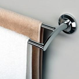 Штанга для полотенец двойная Wasser Kraft K-6240
