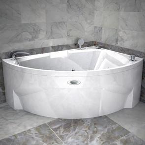 Ванна акриловая Vanessa Бергамо 168х100