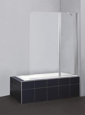 Шторка на ванну Belbagno SELA V-11