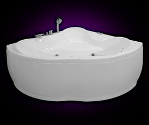 Ванна акриловая Акватика КВОРУМ 143x143