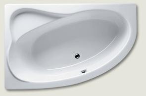 Ванна акриловая Riho Lyra асимметричная