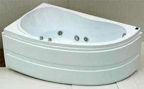 Ванна акриловая BAS Alegrа (АЛЕГРА) 150х90