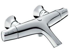 Смеситель для ванны термостат Jacob Delafon Symbol E71684-CP