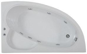 Ванна акриловая BAS Sagra (САГРА) 160х100