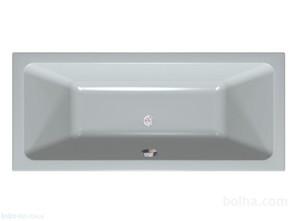 Ванна акриловая Kolpa-san RAPIDO 200x90 Basis