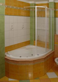 Шторка для ванны Ravak SUPERNOVA VSK2 ROSA