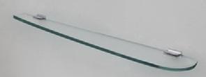 Полка стеклянная Valente Lac1000.61