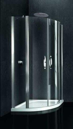Душевое ограждение 900x900 CEZARES FONTANO R22