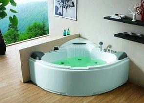 Ванна акриловая Gemy G9082 K 152x152x78
