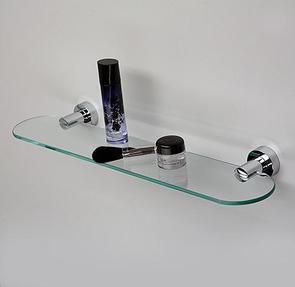 Полка стеклянная  Wasser Kraft K-9424