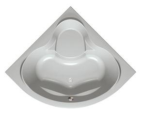 Ванна акриловая Kolpa-san LOCO 150x150 Basis