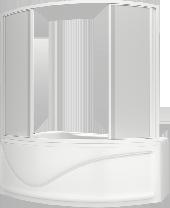Ванна акриловая BAS Nicole (НИКОЛЬ) 170х102