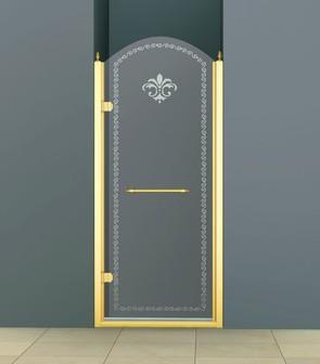 Душевая дверь 900x1950 CEZARES RETRO B1