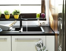 Смеситель для кухни KLUDI Zenta 389738675