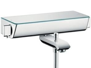Смеситель для ванны термостат Hansgrohe Ecostat Select